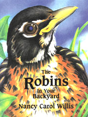 The Robins In Your Backyard Cover