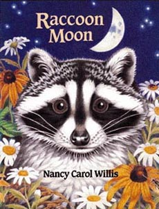 Raccoon Moon book cover